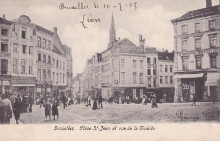 2doc 10 Place st jean vers 1905